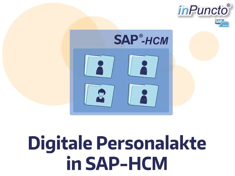 Digitale Personalakte in SAP-HCM
