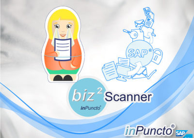 Scanner software for SAP