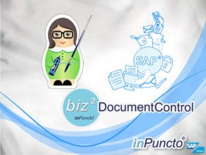 biz²DocumentControl from inPuncto with update
