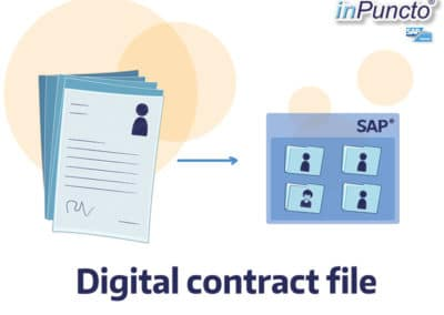 Digital contract file