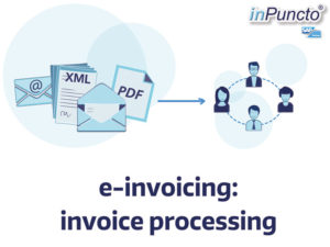 electronic invoice processing sap