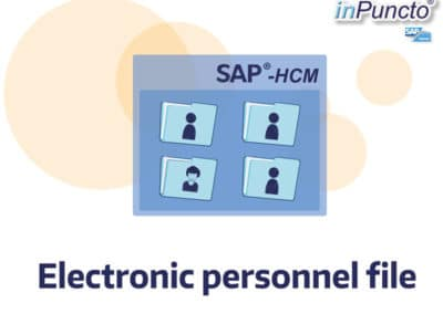 Digital personnel file for SAP-HCM