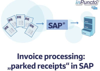 Automated invoice receipt