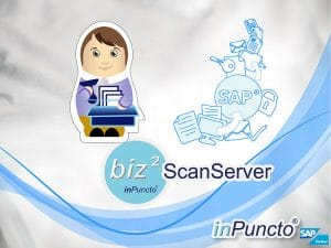 inPuncto biz² ScanServer with Update