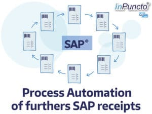 Process automation for travel documents and further receipts