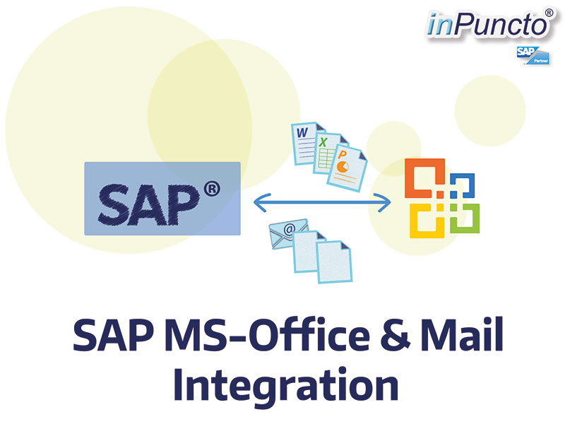 SAP Office Integration