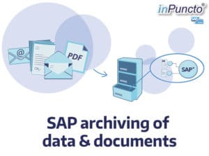 SAP data archiving and document archiving
