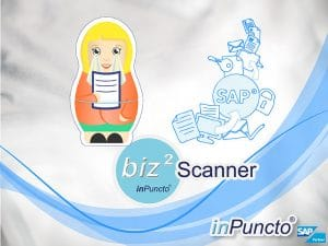 SAP scanner software for document capturing