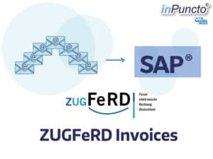 Processing ZUGFeRS invoices in SAP via inbox for electronic receipts