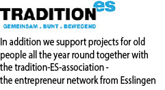 Social projects together with tradition-ES network