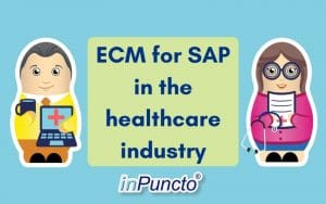 ECM SAP Solution for the healthcare industry