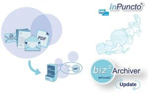 Update of the archiving software for SAP by inPuncto