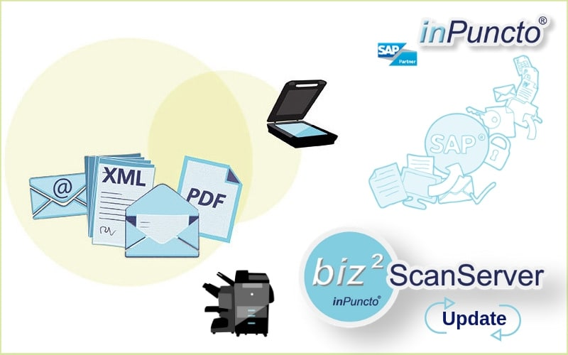 Our inbound mail processing software for SAP has been updated