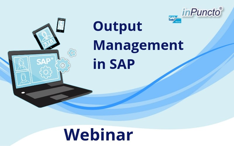 Live Webinar: Output Management – creating documents automatically with SAP data in MS-Office