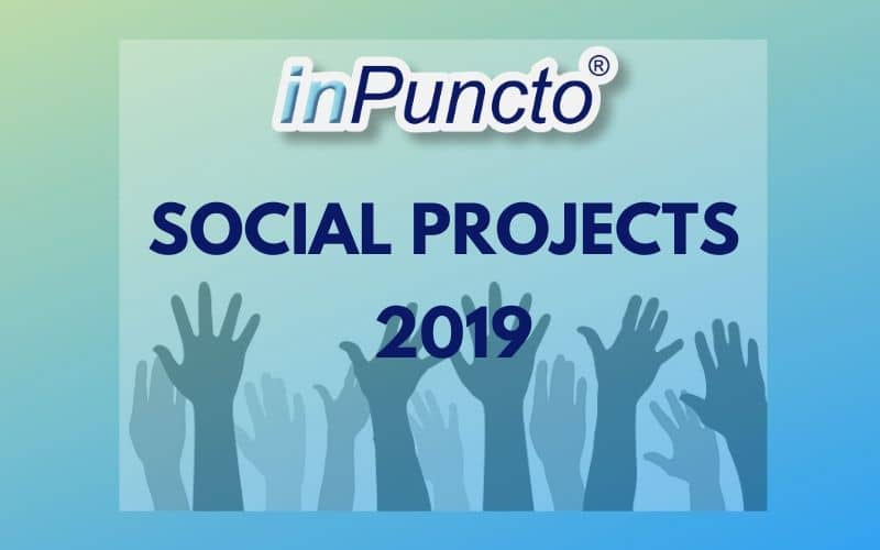 Social commitment 2019 inPuncto