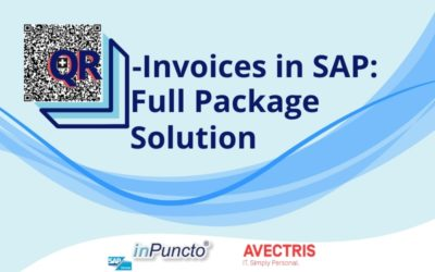 QR-invoice: automatically processing & archiving