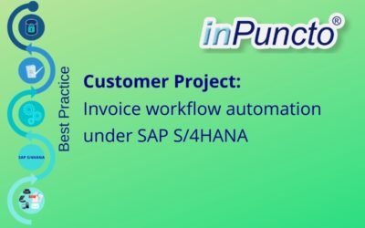 Invoice work­flow auto­mation under SAP S/4HANA at a Ger­man charity orga­niza­tion