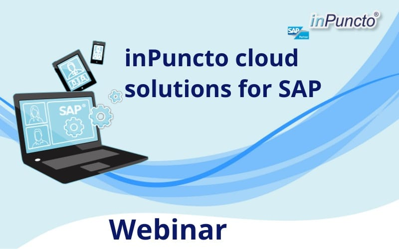 Register NOW: inPuncto Cloud solutions for SAP