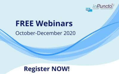Free Webinars for Document Mana­gement & Process Optimi­zation in SAP