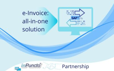 e-Invoi­cing: A compre­hensive offer for invoice gene­ration, sending, and invoice process­ing in SAP ERP and SAP S /4HANA