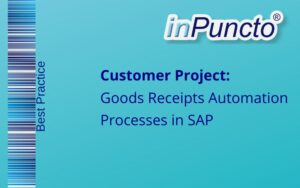 goods receipts automation solution for SAP