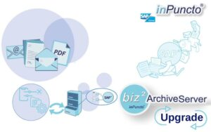 The Archiving Software for SAP was upgraded