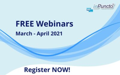Free webinars on document mana­gement in SAP: march/april 2021