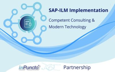 Competent SAP-ILM consulting meets modern archiving technology