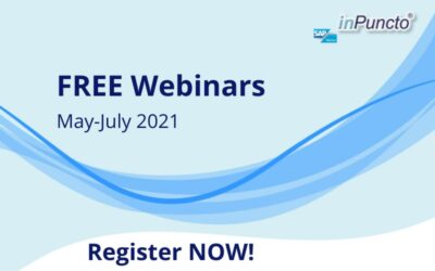 Free Webinars on Document Management with Intelligent Technologies in SAP